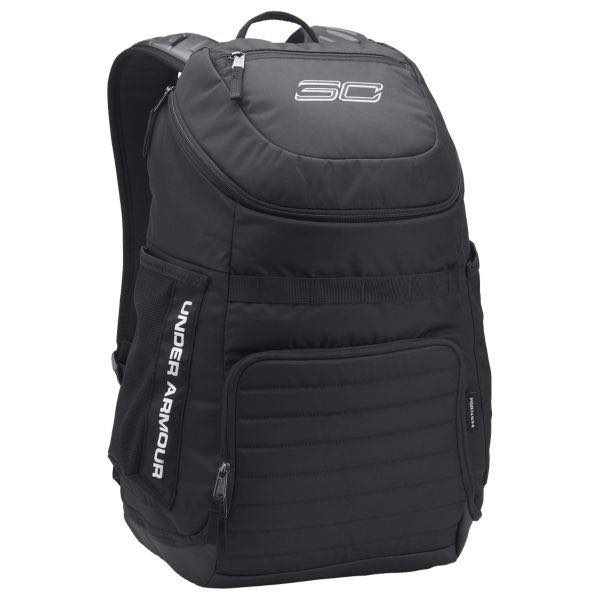 アンダーアーマー バックパック メンズ Under Armour SC30 Undeniable Backpack Black / Black