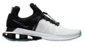 ナイキ メンズ スニーカー Nike Shox Gravity Casual Shoes ショックス グラヴィティー White/Black/White