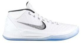 """ナイキ メンズ コービーAD Nike Kobe A.D. Mid """"White Ice"""" バッシュ White/Metallic Silver/Ice 高額レア"""