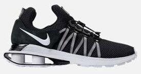ナイキ メンズ スニーカー Nike Shox Gravity Casual Shoes ショックス グラヴィティー Black/White/White