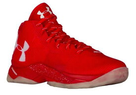 Under Armour Curry 2.5 メンズ Rocket Red/White アンダーアーマー バッシュ カリー2.5 Stephen Curry ステフィン・カリー