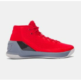 """Under Armour Curry 3 """"TCC"""" メンズ Red/Steel/Metallic Silver アンダーアーマー カリー3 Stephen Curry ステフィン・カリー バッシュ"""