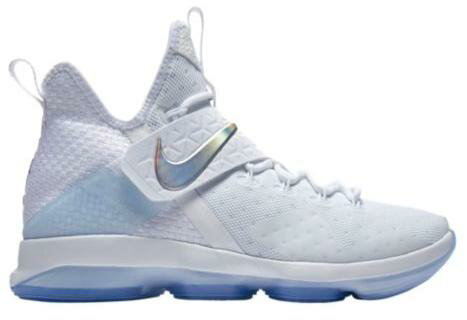 "Nike LeBron 14 XIV GS ""Time to Shine"" キッズ/レディース Multi-Color/Multi-Color ナイキ バッシュ LeBron James レブロン・ジェームス"