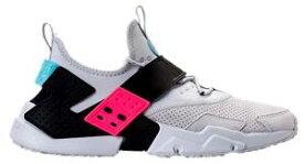 ナイキ メンズ Nike Air Huarache Drift Premium ランニングシューズ Pure Platinum/Black/Racer Pink エアハラチ ドリフト プレミアム スニーカー