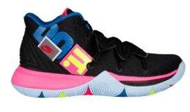 """ナイキ メンズ カイリー5 Nike Kyrie 5 IV """"Just Do It"""" バッシュ Black/Volt-Hyper Pink"""