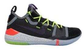 """ナイキ メンズ バッシュ Nike Kobe AD Exodus """"Chaos"""" コービー・ブライアント バスケットボールシューズ Black/Racer Blue"""
