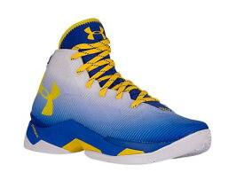 "Under Armour Curry 2.5 ""73-9"" メンズ White/Team Royal/Taxi アンダーアーマー バッシュ カリー2.5 Stephen Curry ステフィン・カリー"