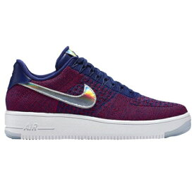 """Nike Air Force 1 Ultra Flyknit Low """"USA Family""""メンズ Gym Red/Deep Royal Blue/White ナイキ スニーカー エアフォースワン フライニット"""