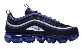 ナイキ ボーイズ/キッズ/レディース スニーカー Nike VaporMax 97 ヴェイパーマックス Black/Persian Violet/White