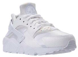 ナイキ レディース エアハラチ Nike Air Huarache Run ランニングシューズ White/White