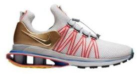 ナイキ メンズ スニーカー Nike Shox Gravity Casual Shoes ショックス グラヴィティー Vast Grey/Metallic Gold/Vast Grey