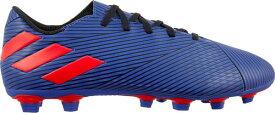 アディダス メンズ サッカーシューズ adidas Nemeziz Messi 19.4 FG ネメシス メッシ スパイク BLUE/RED