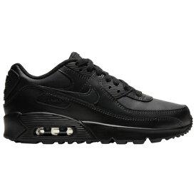 ナイキ キッズ/レディース エアマックス90 Nike Air Max 90 スニーカー Black/Black/Black