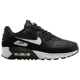ナイキ キッズ/レディース エアマックス90 Nike Air Max 90 スニーカー Black/White/Black