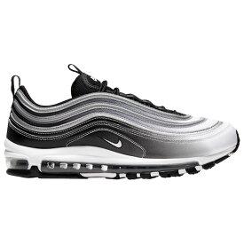ナイキ メンズ エア マックス97 Nike Air Max '97 スニーカー Black/White/Reflect Silver