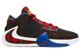 ナイキ キッズ/レディース フリーク1 Nike Zoom Freak 1 GS バッシュ ミニバス Black/Gold/White