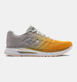 アンダーアーマー レディース Under Armour HOVR? Velociti 2 Women's Running Shoes ランニングシューズ Gray Flux/Mango Orange