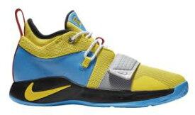 """ナイキ ボーイズ/キッズ/レディース バッシュ Nike PG 2.5 """"Wolverine"""" ポール・ジョージ ミニバス Opti Yellow/Blue Hero/Black/University Red"""
