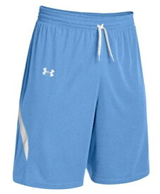 アンダーアーマー ボーイズ/キッズ Under Armour Youth Team Clutch Reversible Shorts バスパン ハーフパンツ Carolina Blue/White