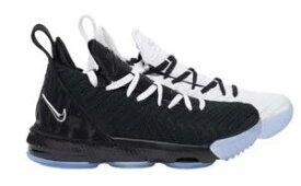 """ナイキ キッズ/レディース Nike LeBron 16 XVI GS """"EQUALITY"""" """"BHM"""" バッシュ White/Black レブロン16 ミニバス"""