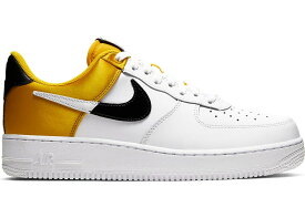ナイキ メンズ エアフォースワン Nike Air Force 1 '07 LV8 スニーカー Amarillo/White/Black/White