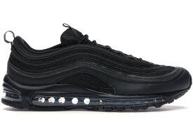 ナイキ メンズ エアマックス97 Nike Air Max 97 Triple Black スニーカー