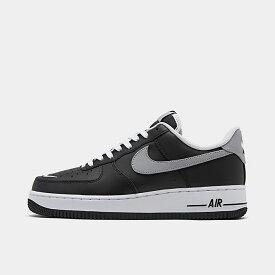 ナイキ メンズ エアフォースワン Nike Air Force 1 '07 LV8 スニーカー Black/Wolf Grey/White