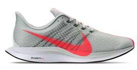 ナイキ メンズ ズームペガサス ターボ Nike Air Zoom Pegasus 35 Turbo ランニングシューズ Barely Grey/Hot Punch/White