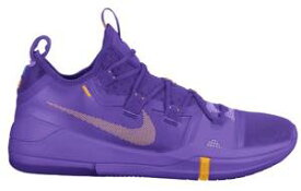 "ナイキ メンズ コービーAD Nike Kobe A.D. ""Lakers"" バッシュ Hyper Grape/University Gold/Black 高額レア"