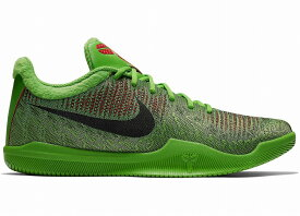 "ナイキ メンズ Nike Kobe Mamba Rage ""Grinch"" バッシュ Electric Green/Black-Green Apple コービー マンバ レイジ"