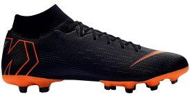 ナイキ メンズ マーキュリアル スーパーフライ Nike Mercurial Superfly 6 Academy サッカー スパイク Black/Total Orange/White