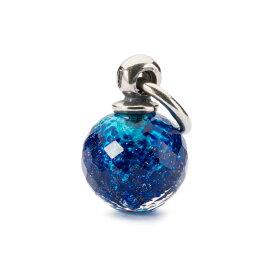 【新入荷】トロールビーズ Trollbeads ウィッシュフルスカイ・タッセル Wishful Sky Tassel シルバー Silver ガラス Glass ビーズ Beads ピープルズビーズ People's Bead