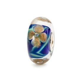 【新入荷】トロールビーズ Trollbeads リリーポンド Lily Pond ガラス Glass ビーズ Beads ピープルズユニーク People's Uniques リミテッドエディション Limited Edition