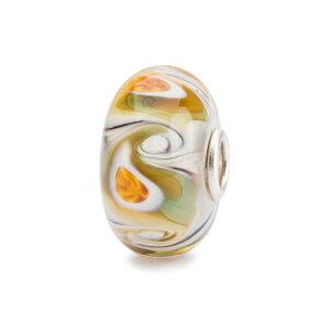 トロールビーズ Trollbeads デザートミスト Desert Mist ガラス Glass ビーズ Beads ニューウィズダム New Wisdom