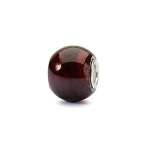 トロールビーズ Trollbeads ラウンドガーネット Round Garnet 天然石 Gemstone ビーズ Beads