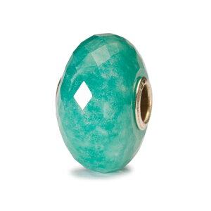 トロールビーズ Trollbeads アマゾナイト Amazonite 天然石 Gemstone ビーズ Beads