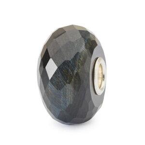 トロールビーズ Trollbeads ブルータイガーアイ Blue Tiger Eye 天然石 Gemstone ビーズ Beads
