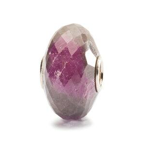 トロールビーズ Trollbeads ルビーロック Ruby Rock 天然石 Gemstone ビーズ Beads