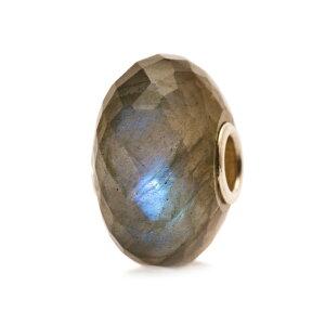 トロールビーズ Trollbeads ラブラドライト Labradorite 天然石 Gemstone ビーズ Beads