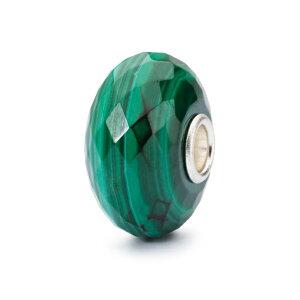 トロールビーズ Trollbeads マラカイト Malachite 天然石 Gemstone ビーズ Beads