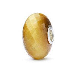 トロールビーズ Trollbeads キャッツアイクォーツ Cat's Eye Quartz 天然石 Gemstone ビーズ Beads