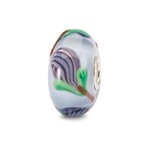 トロールビーズ Trollbeads フルーリーオブチェンジ Flurry of Change ガラス Glass ビーズ Beads ハーモニーハーベスト Harmony Harvest