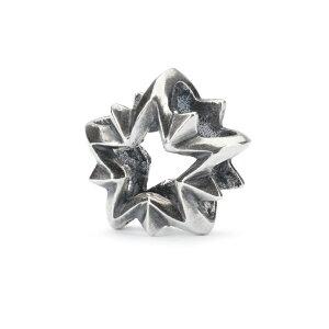 トロールビーズ Trollbeads ガイディングスター Guiding Star シルバー Silver ビーズ Beads