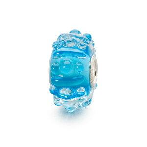 トロールビーズ Trollbeads ブリーズオブターコイズ Breeze of Turquoise ガラス Glass ビーズ Beads サンセットアットザビーチ Sunset at the Beach リミテッドエディション Limited Edition