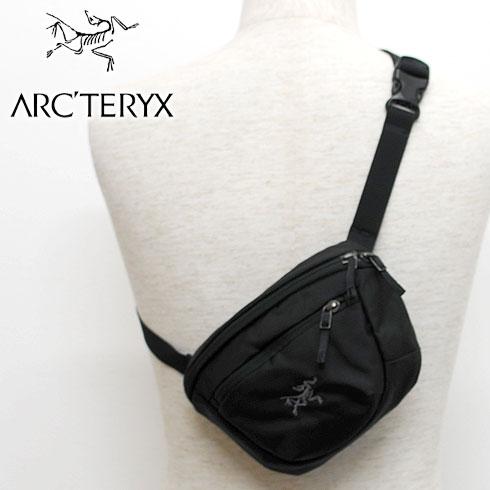 ARC'TERYX【アークテリクス】Maka 1 Waistpack 1.75L【17171】【楽ギフ_包装】【楽ギフ_メッセ入力】