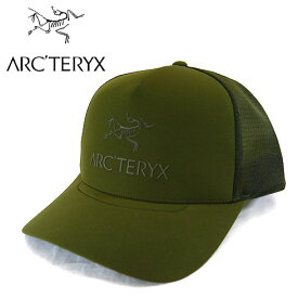 ARC'TERYX【アークテリクス】Logo Trucker Hat/ロゴトラッカーキャップ【23965】【楽ギフ_包装】【楽ギフ_メッセ入力】