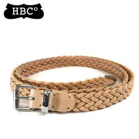 【30%OFF】Halcyon Belt Company【ハルシオンベルトカンパニー】Mesh Long Belt【9103】