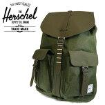 HerschelSupply【ハーシェルサプライ】DAWSONBackpack/ドーソンバックパック20.5L【10233】【楽ギフ_包装】【楽ギフ_メッセ入力】
