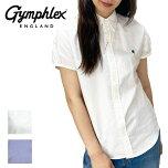 Gymphlex【ジムフレックス】フレンチスリーブオックスフォードBDシャツ【J-0645YOX】【楽ギフ_包装】【楽ギフ_メッセ入力】
