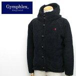 Gymphlex【ジムフレックス】ボアフードジャケットMen's【J-1185PL】【楽ギフ_包装】【楽ギフ_メッセ入力】